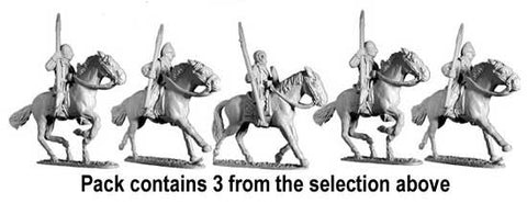 2nd Crusades Light Cavalry with Spears (3)