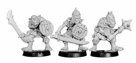 Great Orc Soldiers I (3)