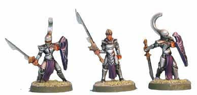 Shadow Elf Knights I (3)
