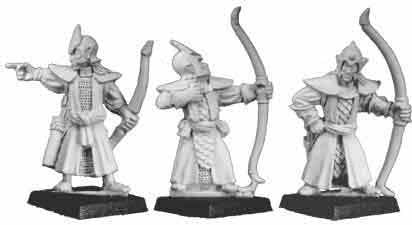 High Elf Archers II (3)