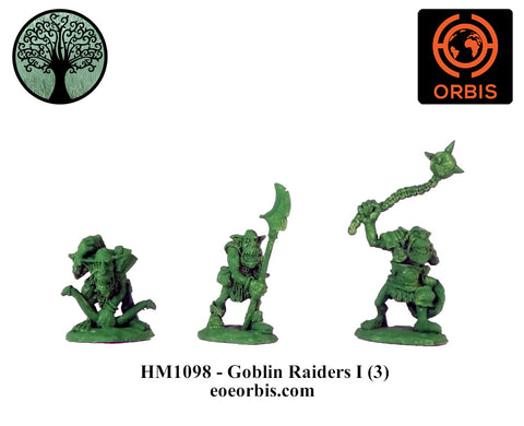 HM1098 - Goblin Raiders I (3)