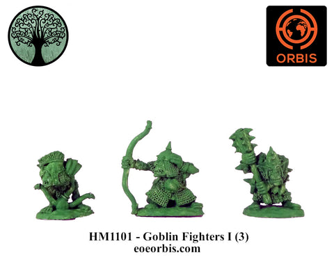 HM1101 - Goblin Fighters I (3)