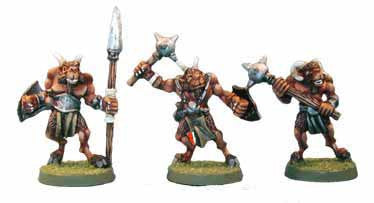 Beastmen Warriors I (3)