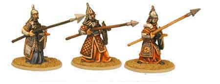 Saracen Palace Guards (3)