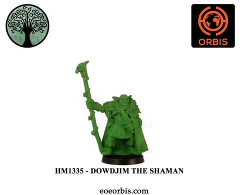 HM1335 - Barnorsk Hero - Dowdjim The Shaman