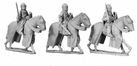 Cavalry Knights with Swords (3)
