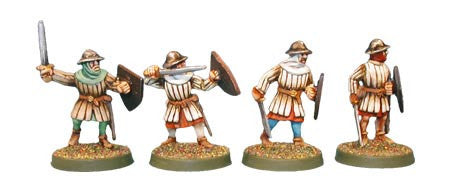 Early Infantry Swordsmen (4)
