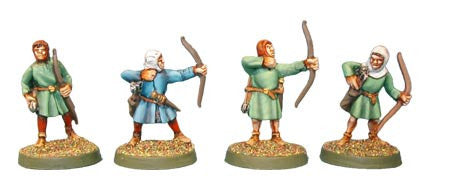 Early Infantry Archers (4)