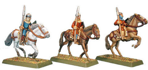 Light Cavalry Spearmen (3)