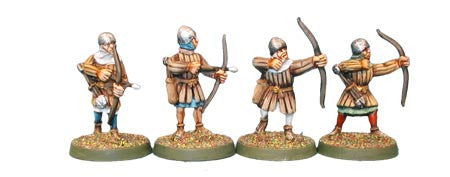 Late Armoured Archers (4)