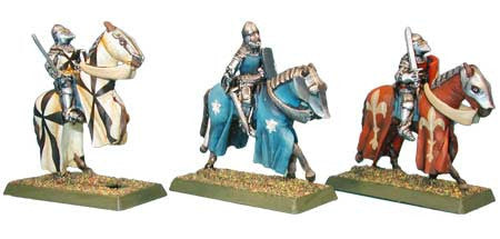 Late Knights Cavalry with Swords (3)