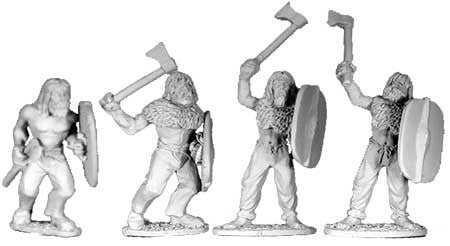 Savage Germans With Axes I (4)