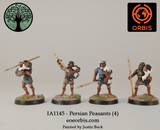 IA1145 - Persian Peasants (4)