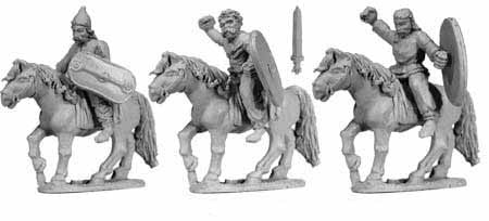 Celtic Cavalry with Swords (3)