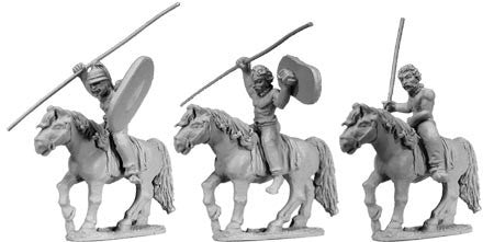Celtic Cavalry with Spears (3)