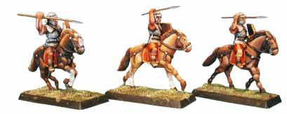 Auxiliary Cavalry II (3)