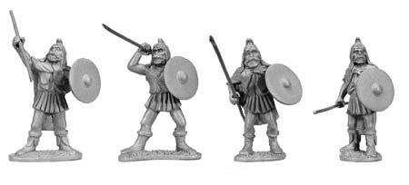 Thracian Infantry (4)