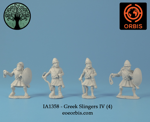 IA1358 - Greek Slingers IV (4)