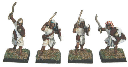 Egyptian Swordmasters I (4)
