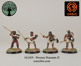 IA1419 - Persian Peasants II