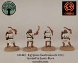 IA1423 - Egyptian Swordmasters II (4)