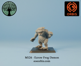 M124 - Ezrow Frog Deamon