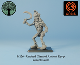 M126 - Undead Giant of Ancient Egypt