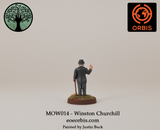 MOW014 - Winston Churchill