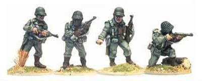 U.S Infantry with Carbines I (4)