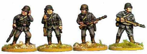 Wehrmacht Infantry with Rifles III (4)