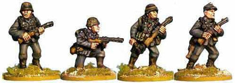 Wehrmacht Infantry with PPsH SMGs (4)