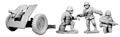 German le IG18 75mm Infantry Support Gun