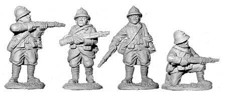 French Riflemen (4)