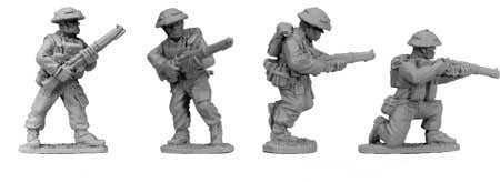 British Infantry Riflemen II (4)