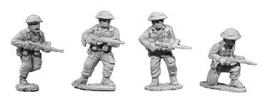 British Infantry with Stens (4)