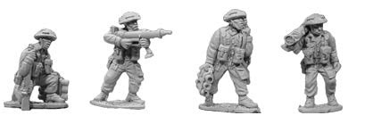 British Infantry with Piats (4)