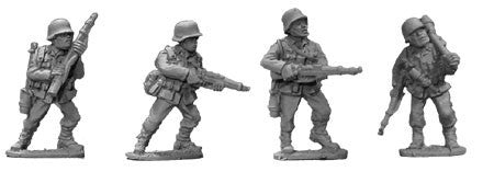 Wehrmacht Infantry with Rifles V (4)