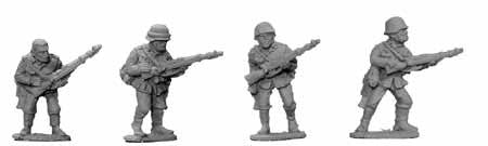 Wehrmacht Infantry with Rifles VIII (4)