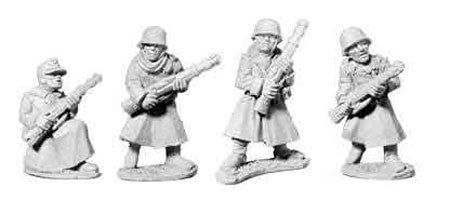 Wehrmacht Riflemen in Greatcoats IV (4)