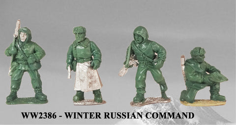 WW2386 - Winter Russian Command I