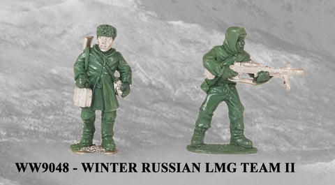 WW9048 - Winter Russian LMG Team II