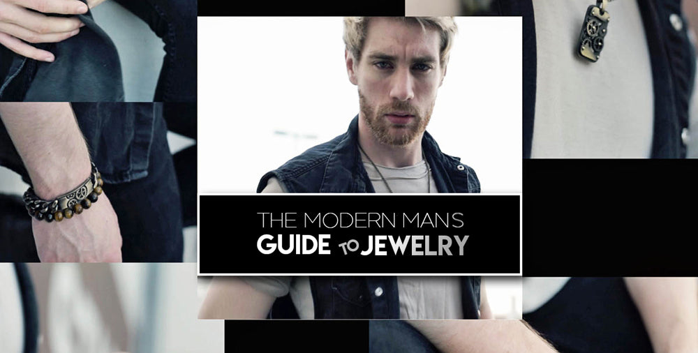 The Modern Man's Guide To Jewelry