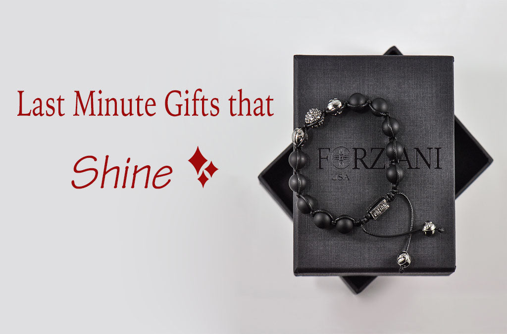 Last Minute Gifts that will make you Shine!