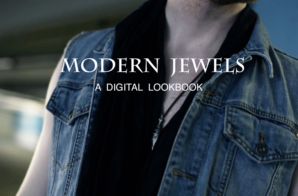 Modern Jewels - A Digital Lookbook