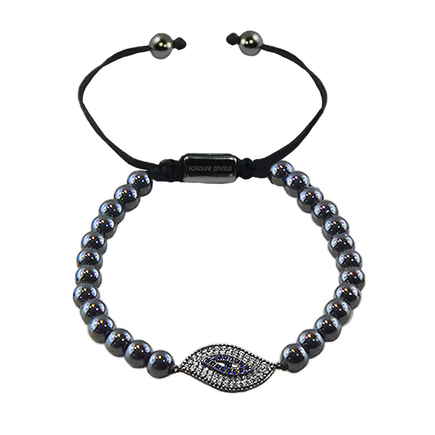 Athens Evil Eye Protection Beaded Bracelet