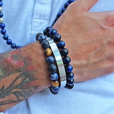 LA Bracelets Stack for Men