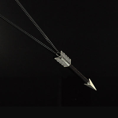 Arcus Arrow Stainless Steel Necklace for Men