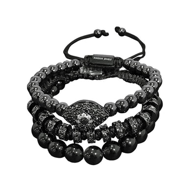 Miami Bracelets Stack for Men