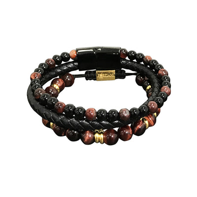 Montreal Bracelets Stack for Men