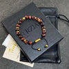 Prism Power Beads Bracelet in Iron Tiger's Eye